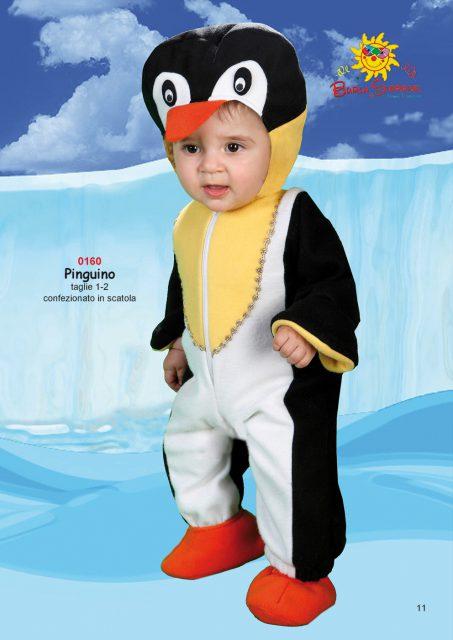 Pinguino costume di carnevale carnevale