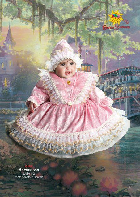 Baronessa vestito di carnevale vestiti di carnevale baby