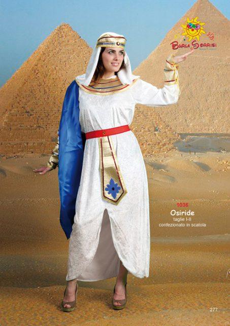 Osiride costume di carnevale