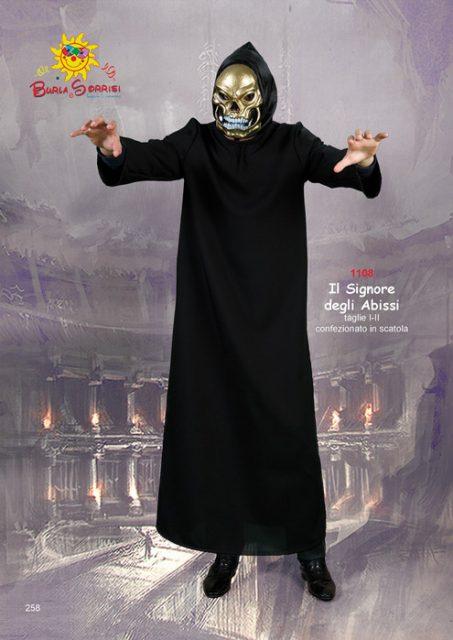 Il Signore degli Abissi costume carnevale