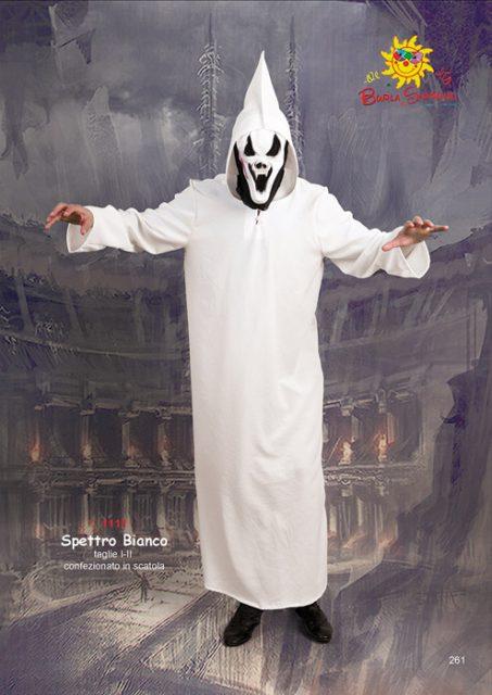 Spettro Bianco costume carnevale
