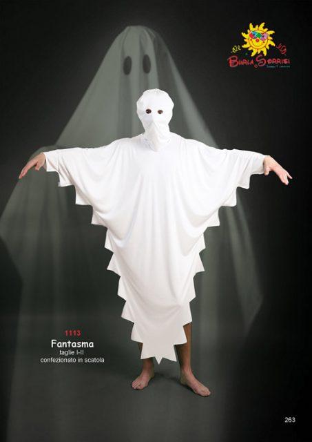 Fantasma costume carnevale