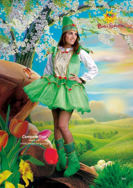 Campanellino costume carnevale vestiti di carnevale burla e sorrisi