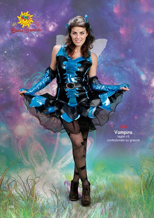 Vampira abito di carnevale vestiti di carnevale vendita ingrosso