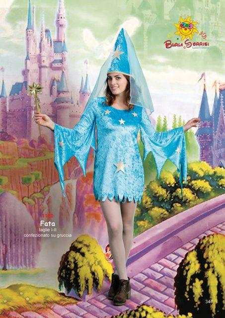 produzione costumi di carnevale per carri allegorici Fata vestiti di carnevale online