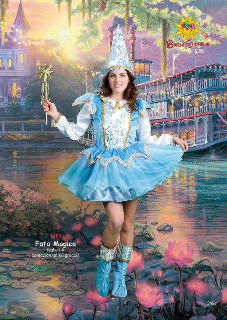 Fata Magica fata turchina
