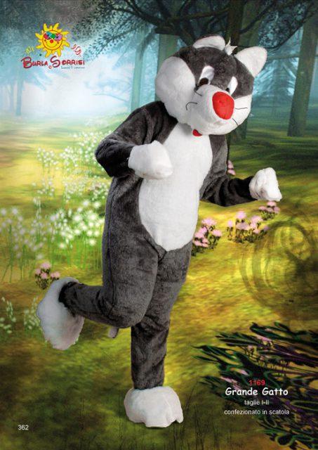 mascotte topolinogrande gatto mascotte carnevale maschere e costumi di carnevale