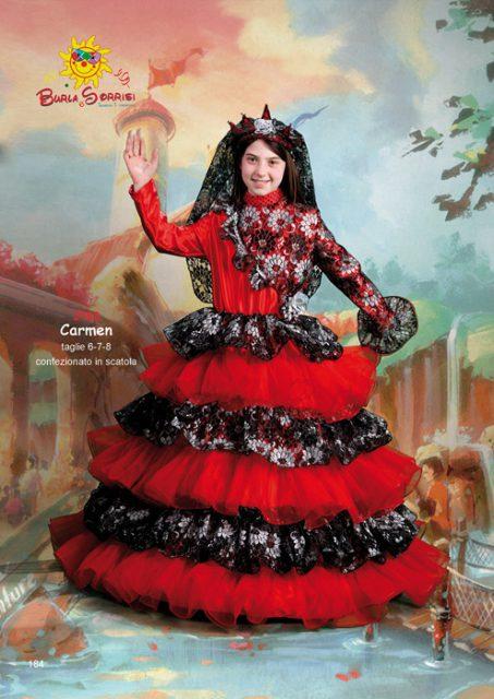 vestito spagnola