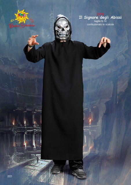 Il Signore degli Abissi costume di carnevale Il Signore degli Abissi costume carnevale