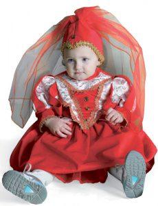 vestiti di carnevale neonati produzione