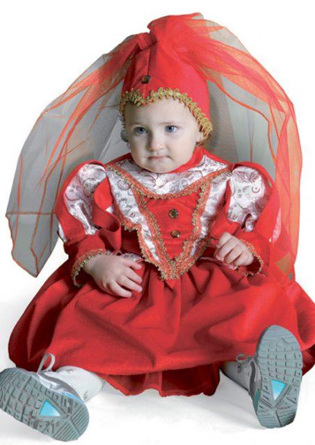 Contessa costume di carnevale