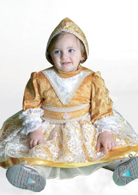 burla e sorrisi il carnevale più importante d'italia Piccola Lady