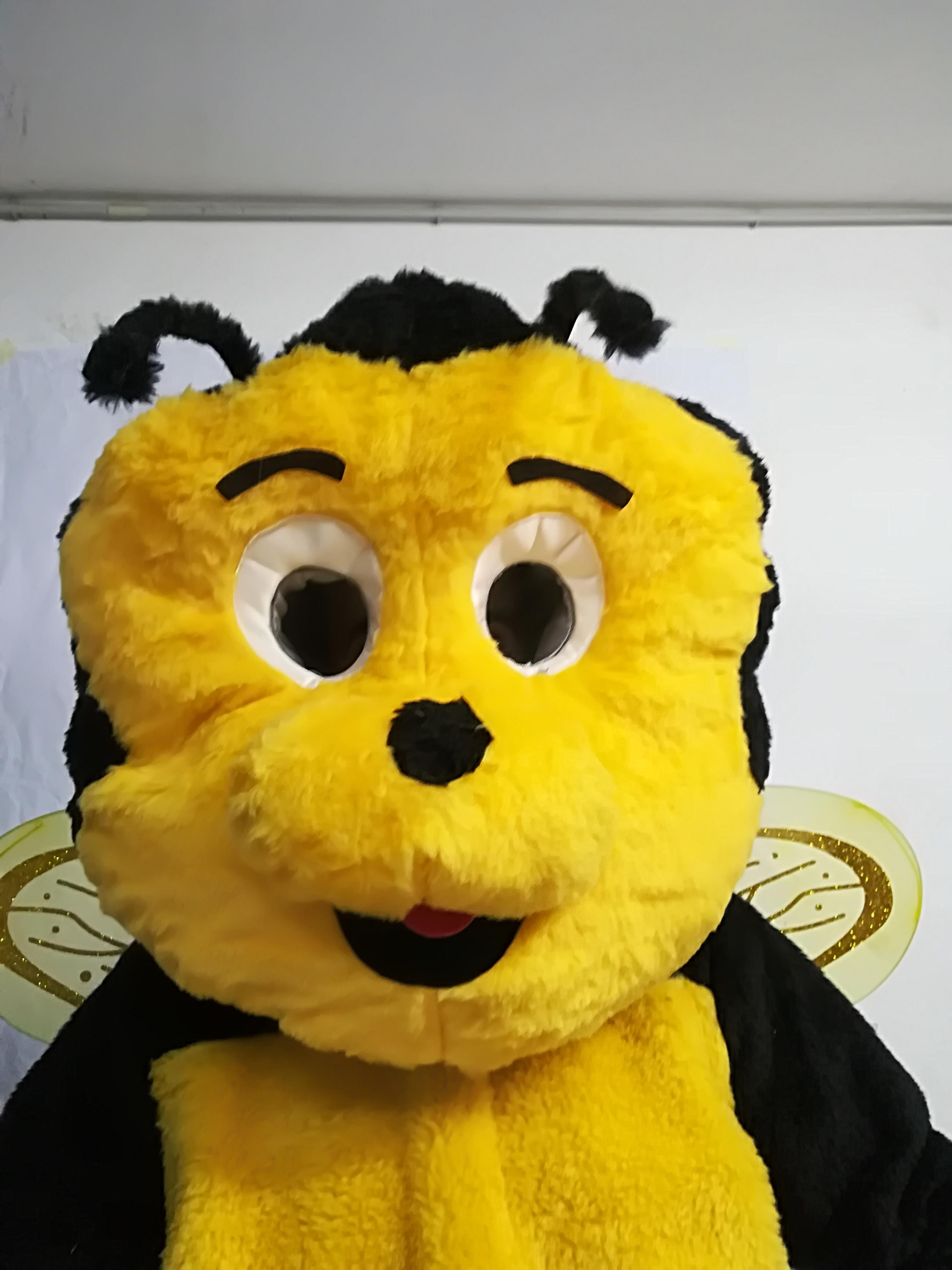 costume da mascotte per feste in maschera