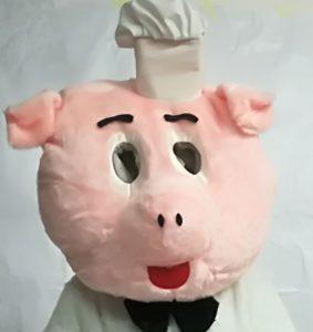 mascotte costume carnevale
