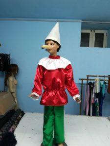 costume pinocchio bambino